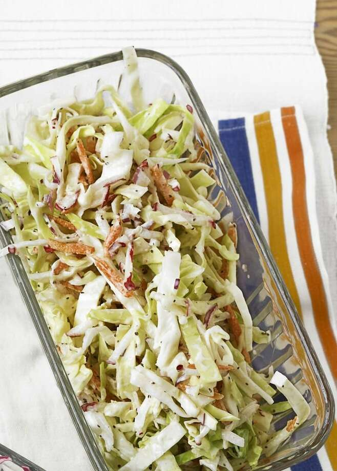 Country Living recipe for Classic Coleslaw with Buttermilk. Photo: Miki Duisterhof