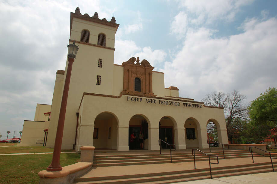 The Ft. Sam Houston Theater has been restored and updated with modern equipment. The theater was built in the 1930s and is the second theater ever built by the Army.The U.S. Army has moved its entire entertainment division to Fort Sam Houston. Photo: JOHN DAVENPORT, SAN ANTONIO EXPRESS-NEWS / ©San Antonio Express-News/Photo may be sold to the public