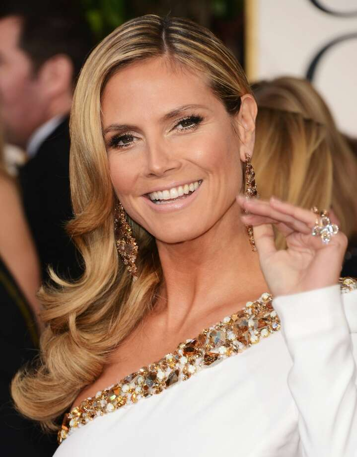 Heidi Klum talks about the privilege of posing for top fashion magazines such as Hearst-owned Elle and Harper\'s Bazaar.