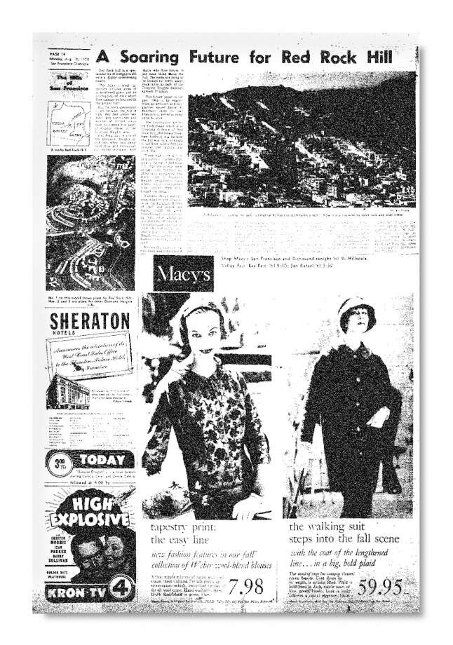 ""\""""Hills of San Francisco"""" series about Red Rock neighborhood at Diamond Heights from Aug. 18, 1958.""645|920|?|en|2|329f976807ba5dda23f5288fb3fc7197|False|UNLIKELY|0.2993737757205963