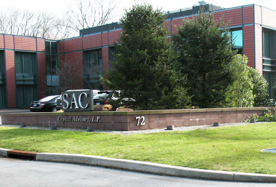 SAC Capital's offices in Stamford, Conn. Photo: File Photo, ST / Greenwich Time File Photo