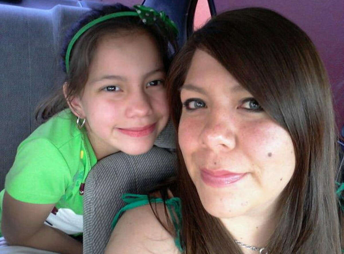 Jessica Rodriguez, 28, and 10-year-old daughter Kaylee Flores were fatally injured on March 22, 2012.
