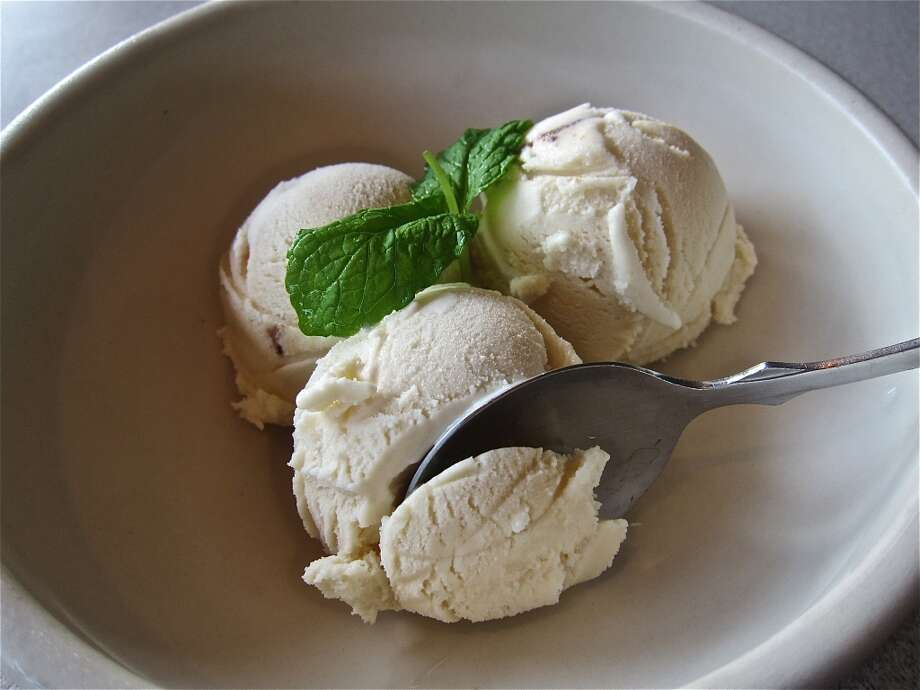 The Eatsie Boys\' Fig & Ricotta Gelato at Paulie\'s. Photo by Alison Cook