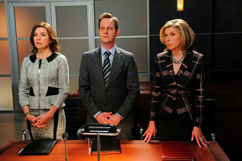 THE GOOD WIFE: On the eve of the gubernatorial election, Alicia, Will and Diane find themselves in emergency court proceedings when the validity of crucial ballots is called into question. Season finale. 8 p.m. Sunday, April 28 on CBS Photo: David M. Russell / �©2013 CBS Broadcasting, Inc. All Rights Reserved