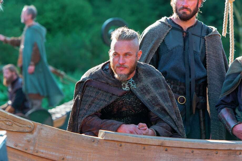VIKINGS: A plague breaks out in the season finale. 9 p.m. Sunday, April 28 on History