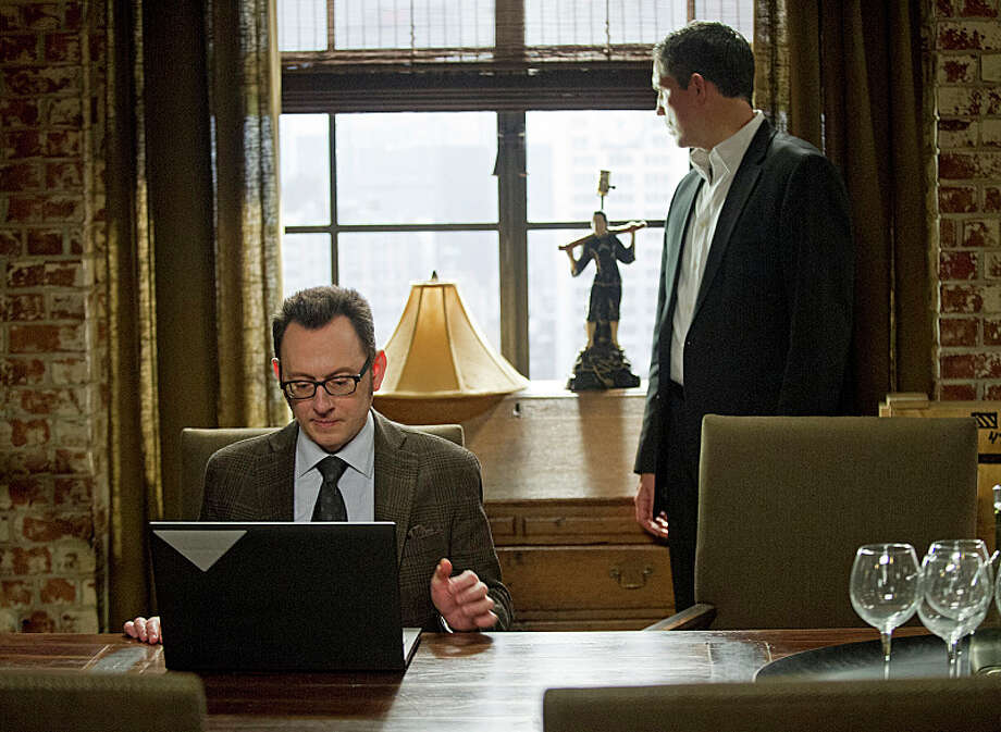PERSON OF INTEREST: Finch's original motivation for creating The Machine are finally revealed when it unexpectedly goes offline. 9 p.m. Thursday, May 9 on CBS Photo: John Paul Filo / ©2013 CBS Broadcasting Inc. All Rights Reserved