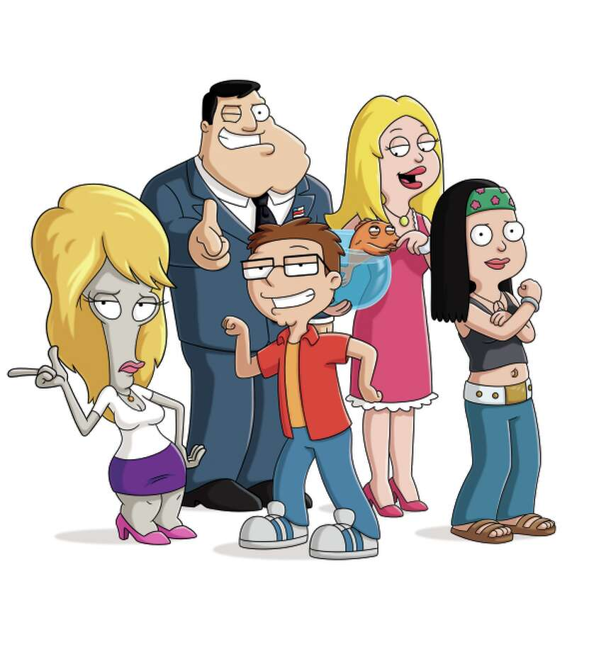 AMERICAN DAD: Season finale. 8:30 p.m. Sunday, May 12 on FOX Photo: CR: FOX / ©Ê2012 FOX BROADCASTING