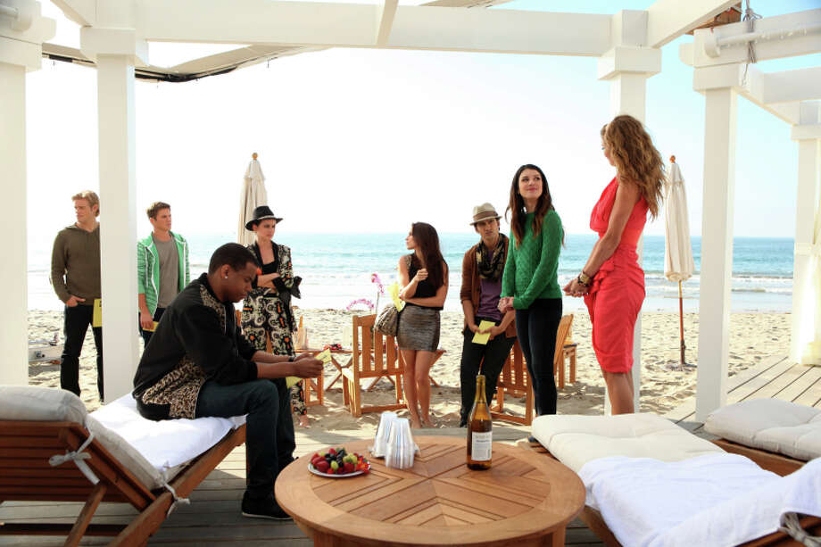 90210: The Beverly Hills kids have to grow up some time. Say goodbye in the two-hour series finale. 7 p.m. Monday, May 13 on The CW Photo: Scott Alan Humbert, The CW / © 2013 The CW Network. All Rights Reserved