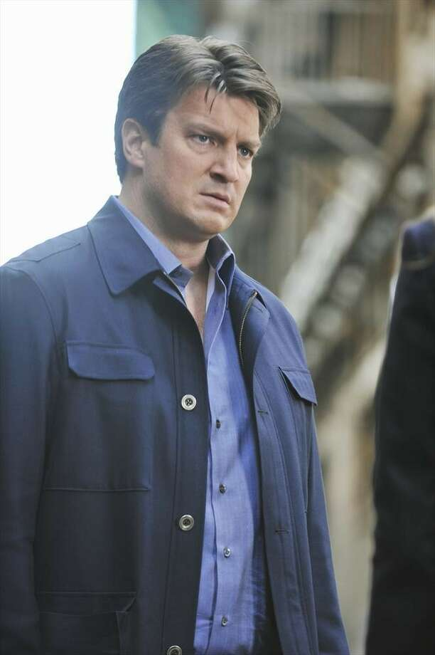 """CASTLE: Prepare for what is being described as a """"bittersweet"""" season finale. 9 p.m. Monday, May 13 on ABC Photo: Richard Foreman, ABC / © 2013 American Broadcasting Companies, Inc. All rights reserved."""