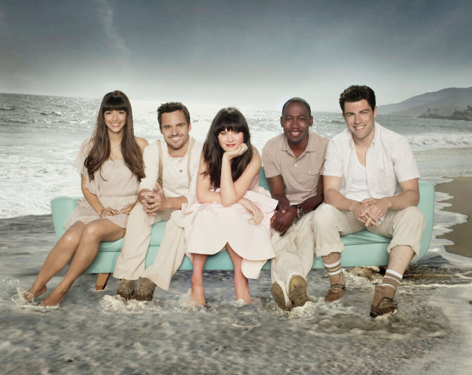 NEW GIRL: Will Cece go through with the wedding? Season finale. 8 p.m. Tuesday, May 14 on FOX