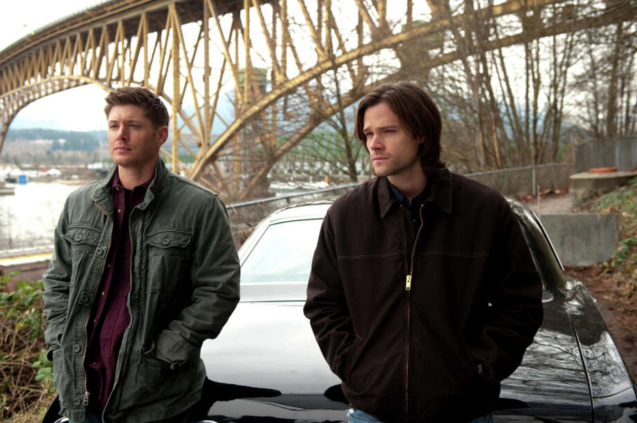 SUPERNATURAL: Expect a number of blasts from the past in the 8th season finale, and a big confrontation with Crowley. 8 p.m. Wednesday, May 15 on The CW Photo: Diyah Pera, THE CW / ©2013 THE CW NETWORK, LLC. ALL RIGHTS RESERVED.