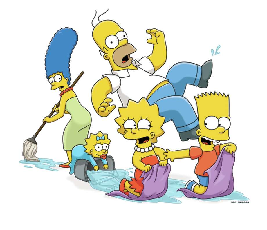 THE SIMPSONS: One-hour season finale. 7:30 p.m. Sunday, May 19 on FOX