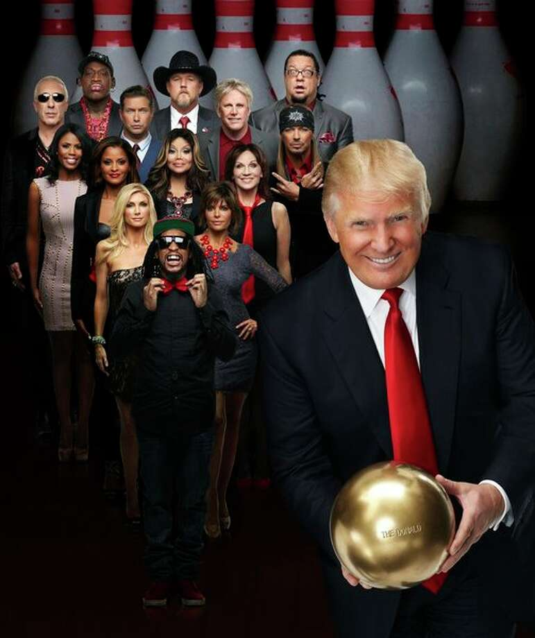 ALL-STAR CELEBRITY APPRENTICE: Donald Trump chooses his winner in the season finale. 8 p.m. Sunday, May 19 on NBC Photo: NBC, Adam Olszewski/NBC / 2012 NBCUniversal Media, LLC