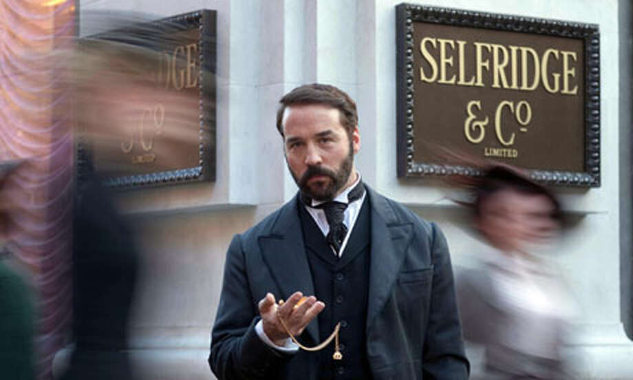 MR. SELFRIDGE: Edward VII visits Selfridge's on an after-hours shopping spree in the season finale. 8 p.m. Sunday, May 19 on PBS Photo: Photograph: ITV / ITV