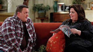 MIKE & MOLLY: A tornado descends on Chicago in the season finale. 8:30 p.m. Monday, May 20 on CBS