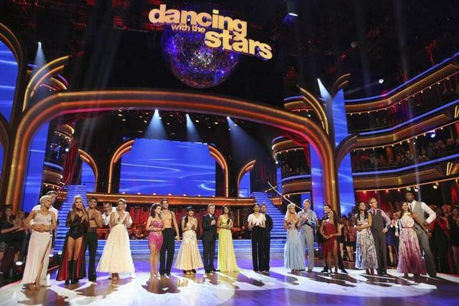DANCING WITH THE STARS: Who will take home the coveted disco ball? Season finale. 7 p.m. Tuesday, May 21 on ABC Photo: Adam Taylor, ABC / © 2013 American Broadcasting Companies, Inc. All rights reserved.