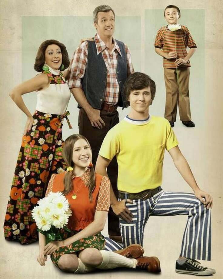 THE MIDDLE: Happy Day's Mrs. C, Marion Ross, guest stars on the season finale.  7 p.m. Wednesday, May 22 on ABC Photo: Bob D'Amico, ABC / © 2012 American Broadcasting Companies, Inc. All rights reserved.