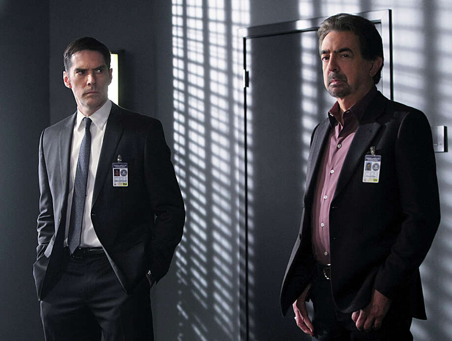 CRIMINAL MINDS: Mark Hamil guest stars in the season finale. 8 p.m. Wednesday, May 22 on CBS Photo: Monty Brinton / ©2013 CBS Broadcasting, Inc. All Rights Reserved.