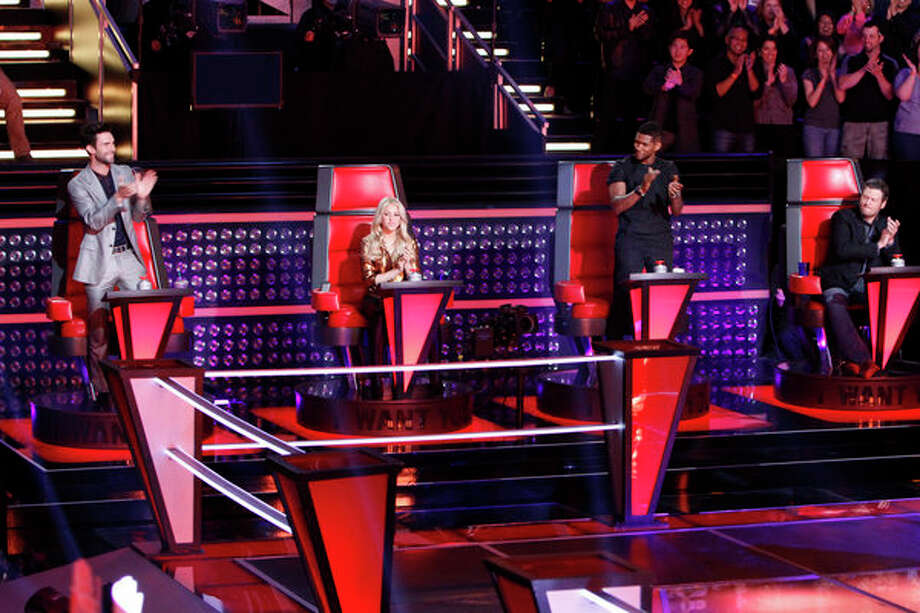 THE VOICE: A winner is chosen. Two-hour season finale. 8 p.m. Tuesday, June 18 on NBC Photo: NBC, Adam Rose/NBC / 2013 NBCUniversal Media, LLC
