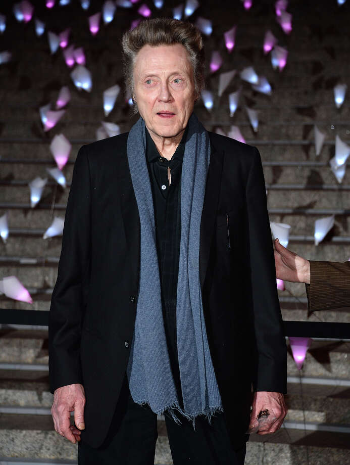 Christopher Walken attends Vanity Fair Party for the 2013 Tribeca Film Festival on April 16, 2013 in New York City. Photo: Dimitrios Kambouris, Getty Images / 2013 Getty Images