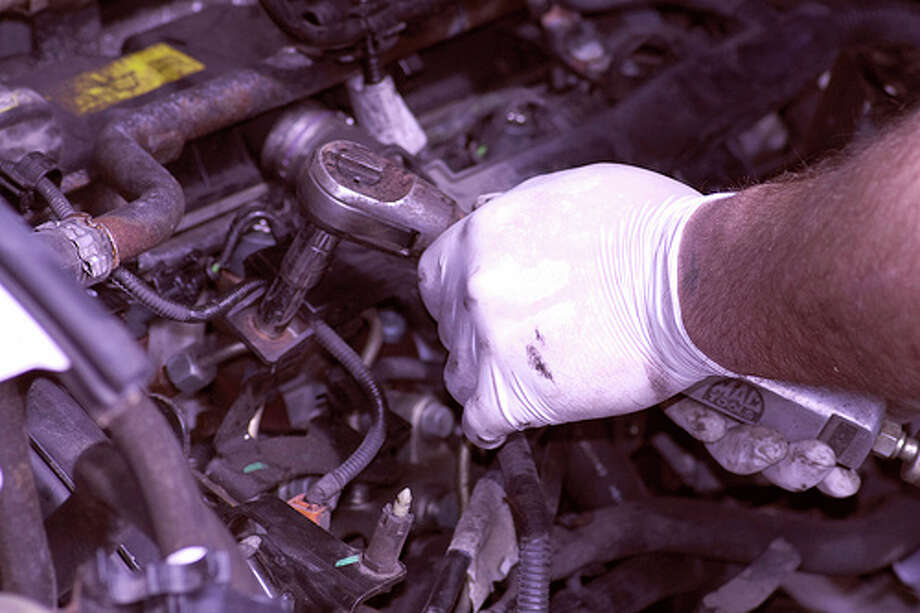 A new study found women have one distinct advantage over men when getting their car repaired. Here are 10 tips to get the best service and deal for a car repair. Photo: Flickr