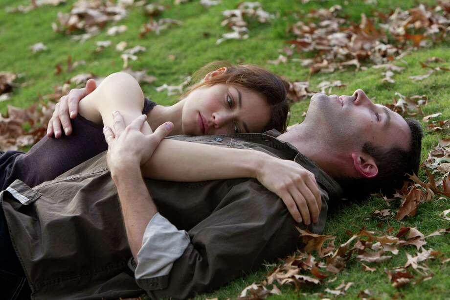 "Ben Affleck and Olga Kurylenko star in ""To the Wonder."" Photo: Mary Cybulski, HOEP / Magnolia Pictures"