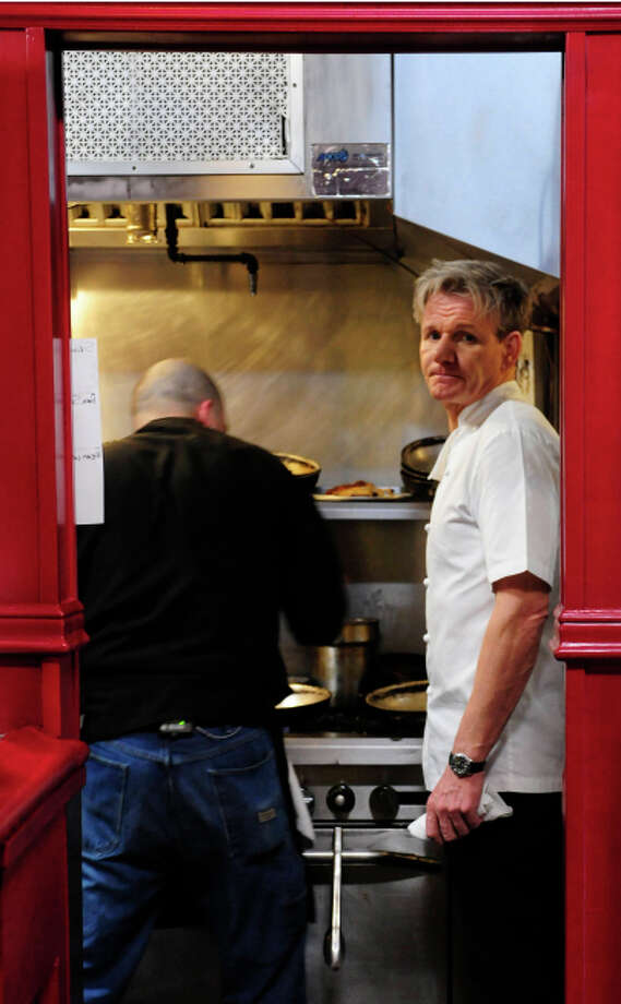 KITCHEN NIGHTMARES:  Season finale. 7 p.m. Friday, May 10 on FOX
