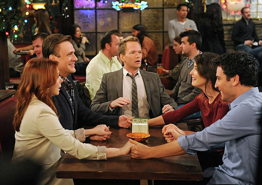 HOW I MET YOUR MOTHER: The gang prepares to go to Robin and Barney's wedding in the season finale. 7 p.m. Monday, May 13 on CBS Photo: Ron P. Jaffe / ©2012 Fox Television. All Rights Reserved.