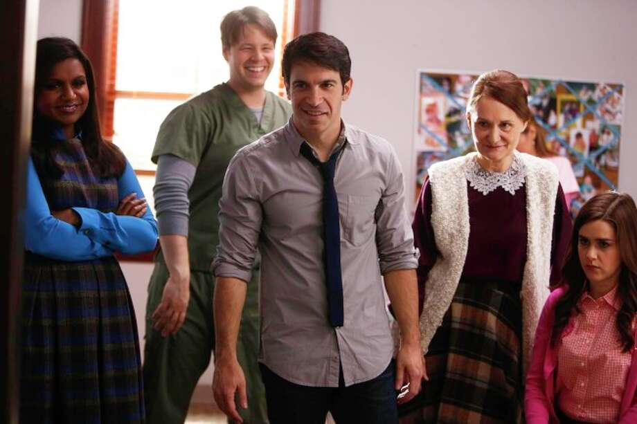 THE MINDY PROJECT: Mindy heads to Haiti with her new boyfriend, and Danny throws her a going away party. Season finale. 8:30 p.m. Tuesday, May 14 on FOX