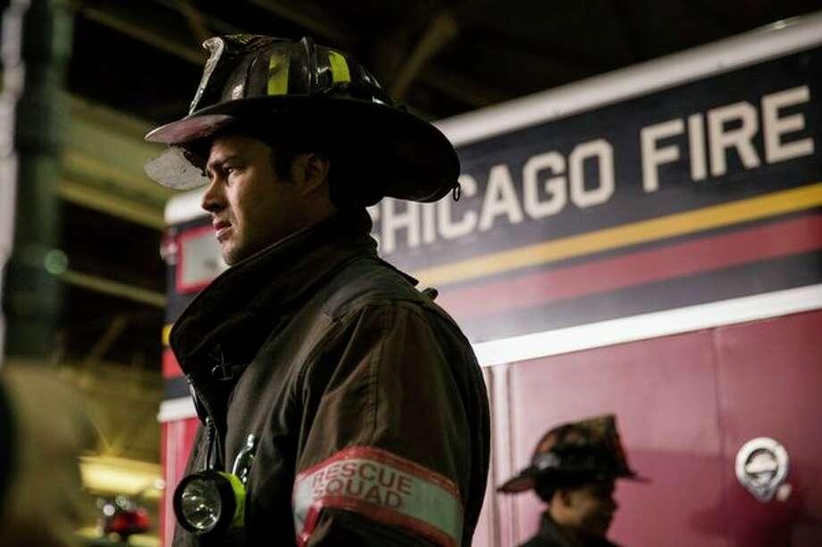 CHICAGO FIRE: Season finale. 9 p.m. Wednesday, May 15 on NBC Photo: NBC, Elizabeth Morris/NBC / 2013 NBCUniversal Media, LLC