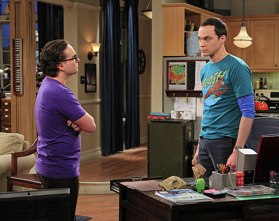 THE BIG BANG THEORY: Leonard receives an exciting job opportunity overseas. 7 p.m. Thursday, May 16 on CBS Photo: Sonja Flemming / © 2013 CBS Broadcasting, Inc. All Rights Reserved.