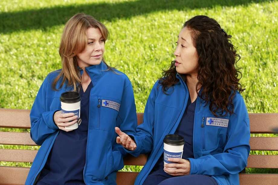 GREY'S ANATOMY: Season finale. 8 p.m. Thursday, May 16 on ABC Photo: Ron Tom, ABC / © 2013 American Broadcasting Companies, Inc. All rights reserved.