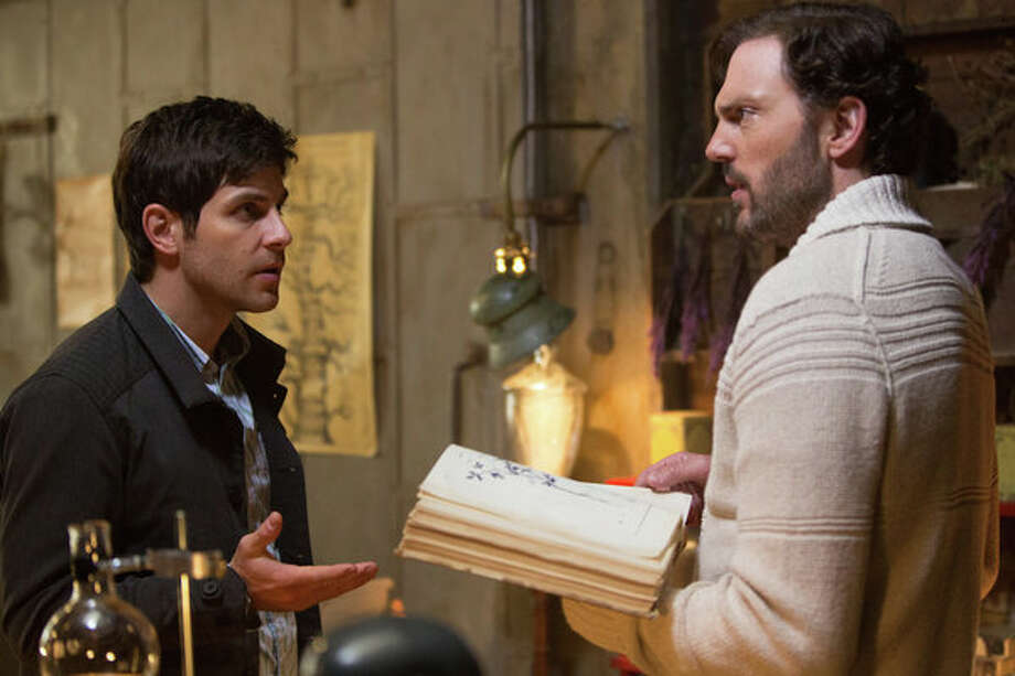 GRIMM: Season finale. 8 p.m. Friday, May 17 on NBC Photo: NBC, Scott Green/NBC / 2012 NBCUniversal Media, LLC