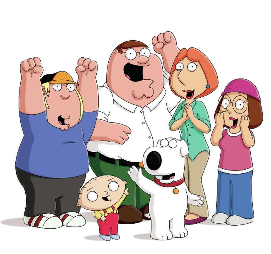 FAMILY GUY: One-hour season finale. 8:30 p.m. Sunday, May 19 on FOX Photo: CR: FOX / ©Ê2012 FOX BROADCASTING