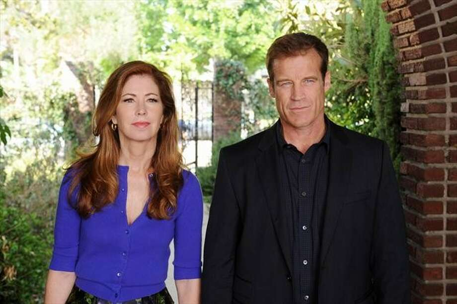 BODY OF PROOF: Season finale. 9 p.m. Tuesday, May 28 on ABC Photo: Richard Foreman, ABC / © 2013 American Broadcasting Companies, Inc. All rights reserved.