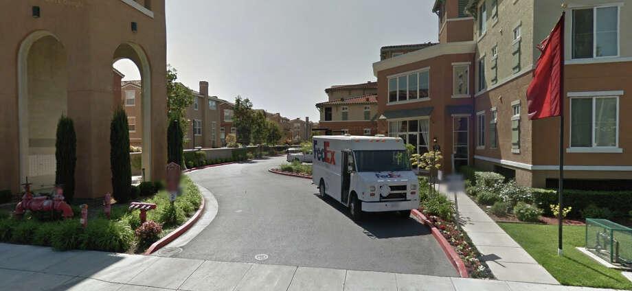 200 block of Lewis Road, San Jose, CA Photo: Google Maps