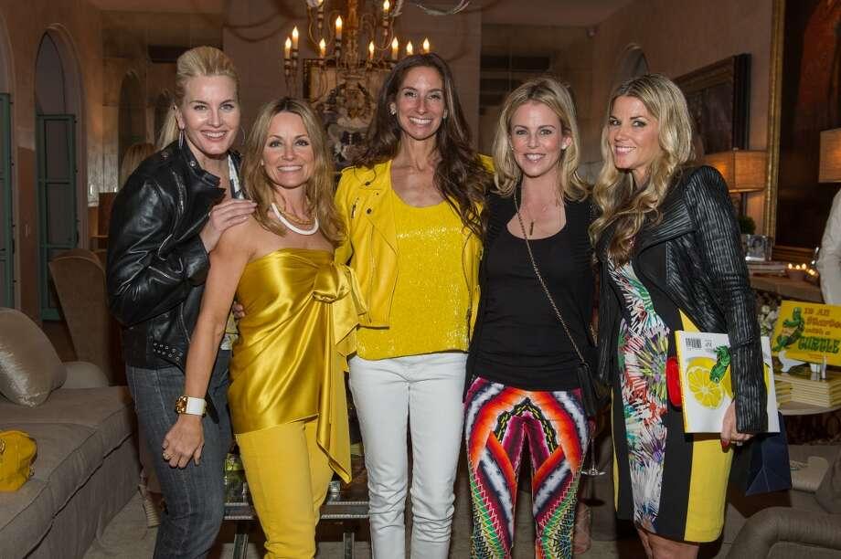 Kimberly Delape, Lucinda Loya, Lisa Holthouse, Elisabeth Peterson, Jill Schlenker.