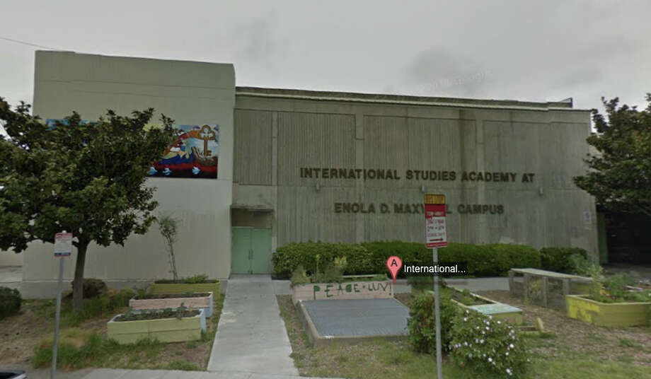 International Studies Academy, San Francisco, CA Photo: Google Maps