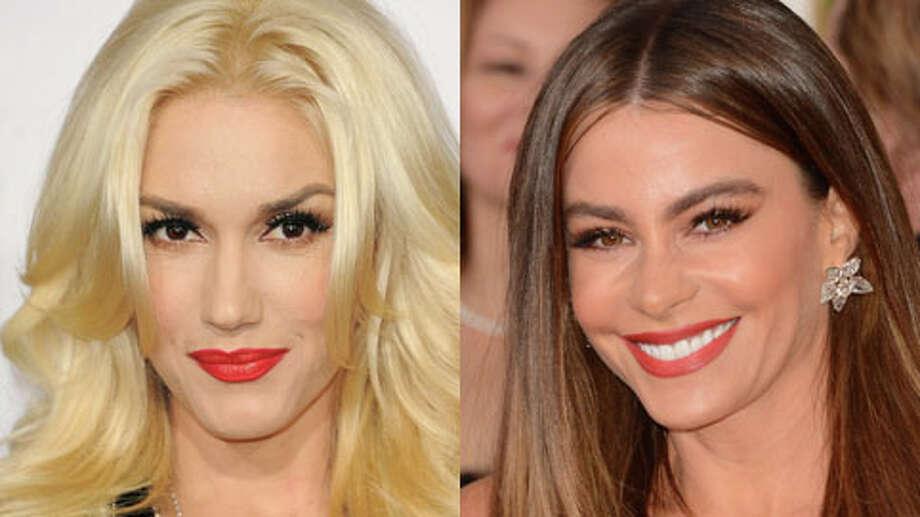 Who's older, Sofia Vergara or Gwen Stefani? (Jason Merritt/Getty)