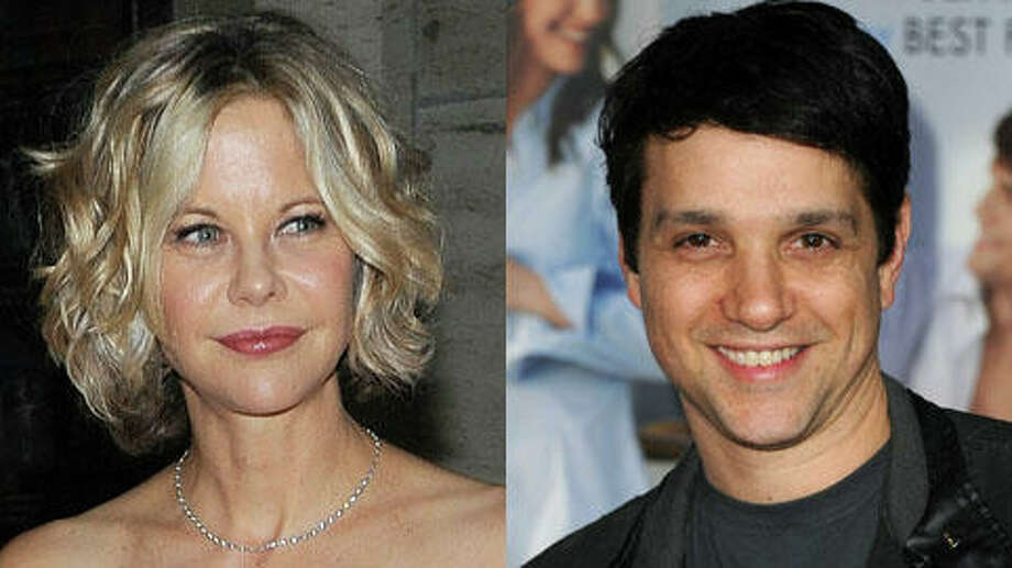 They're both 41 and have November birthdays, but Ralph Macchio's is a couple weeks earlier.