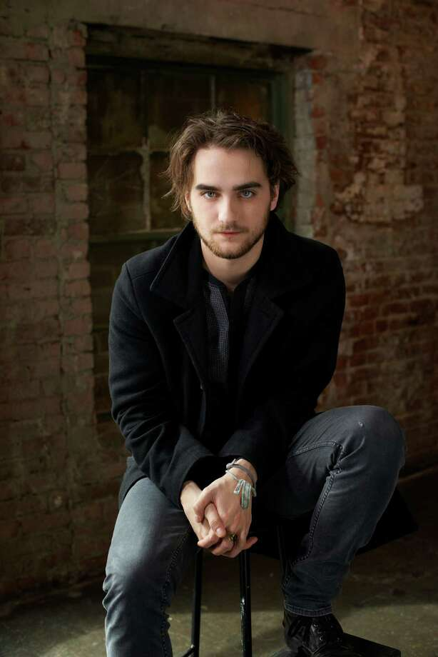 "Landon Liboiron from Netflix's ""Hemlock Grove."" Photo: David Schulze"