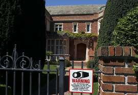 A home at 2950 Broadway in San Francisco, Calif. has reportedly been sold for a record $35 million on Wednesday, April 17, 2013.