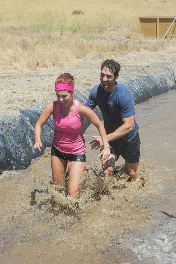 """Ready for Love,"" Episode 2: ""Meet Ben and Ernesto.""  Pictured: (l-r) Rachel Briese, Ben Patton Photo: NBC, Dale Berman/NBC / 2012 NBCUniversal Media, LLC"