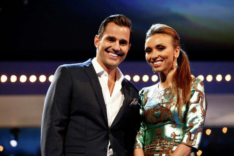 """Ready for Love,"" Episode 2: ""Meet Ben and Ernesto."" Pictured: (l-r) Bill Rancic, Giuliana Rancic Photo: NBC, Vivian Zink/NBC / 2012 NBCUniversal Media, LLC"
