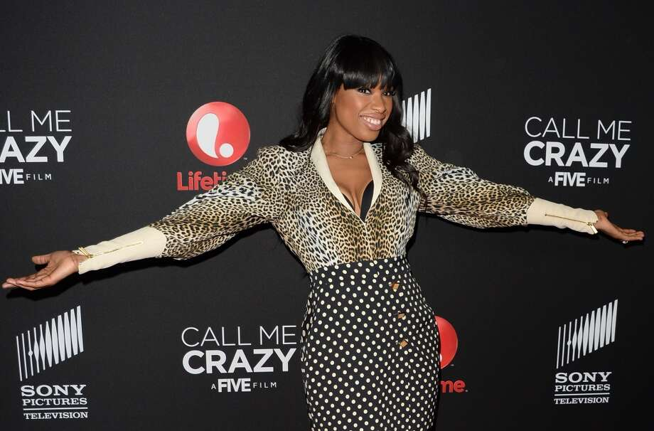 WEST HOLLYWOOD, CA - APRIL 16:  Actress/singer Jennifer Hudson attends the premiere of Lifetime's 'Call Me Crazy: A Five Film' at Pacific Design Center on April 16, 2013 in West Hollywood, California.  (Photo by Jason Merritt/Getty Images)
