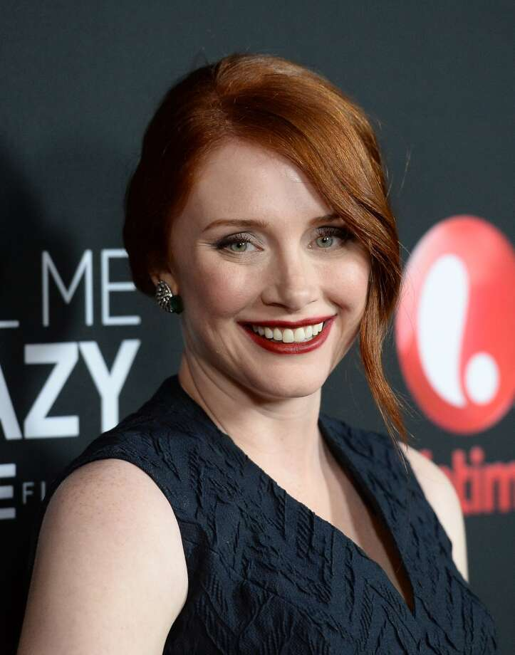 WEST HOLLYWOOD, CA - APRIL 16:  Actress Bryce Dallas Howard attends the premiere of Lifetime's 'Call Me Crazy: A Five Film' at Pacific Design Center on April 16, 2013 in West Hollywood, California.  (Photo by Jason Merritt/Getty Images)