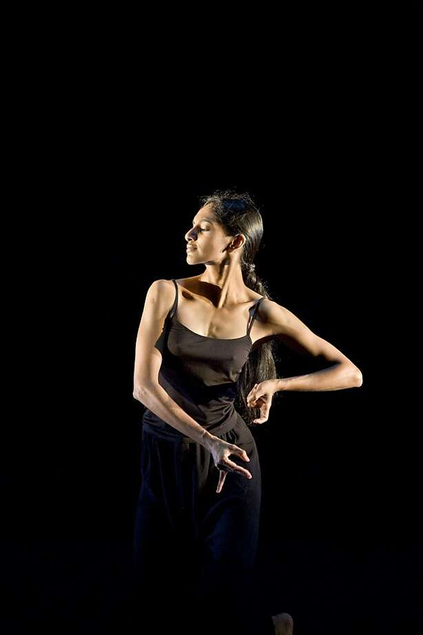 "Shantala Shivalingappa danced in various styles - from butoh to Pina Bausch - in ""Namasya."" Photo: Aurent  Phillippe"