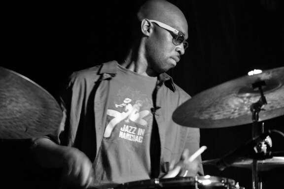 drummer and HSPVA grad Eric Harland