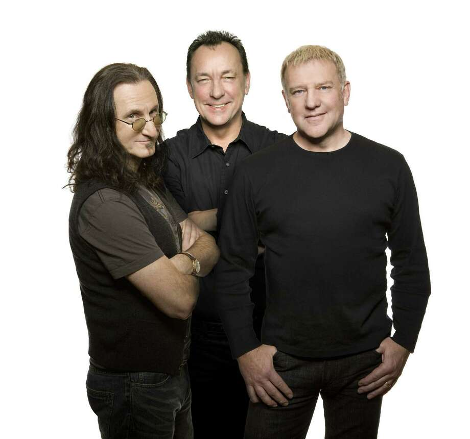 Rush plays Tuesday at the Frank Erwin Center. Photo: VH1
