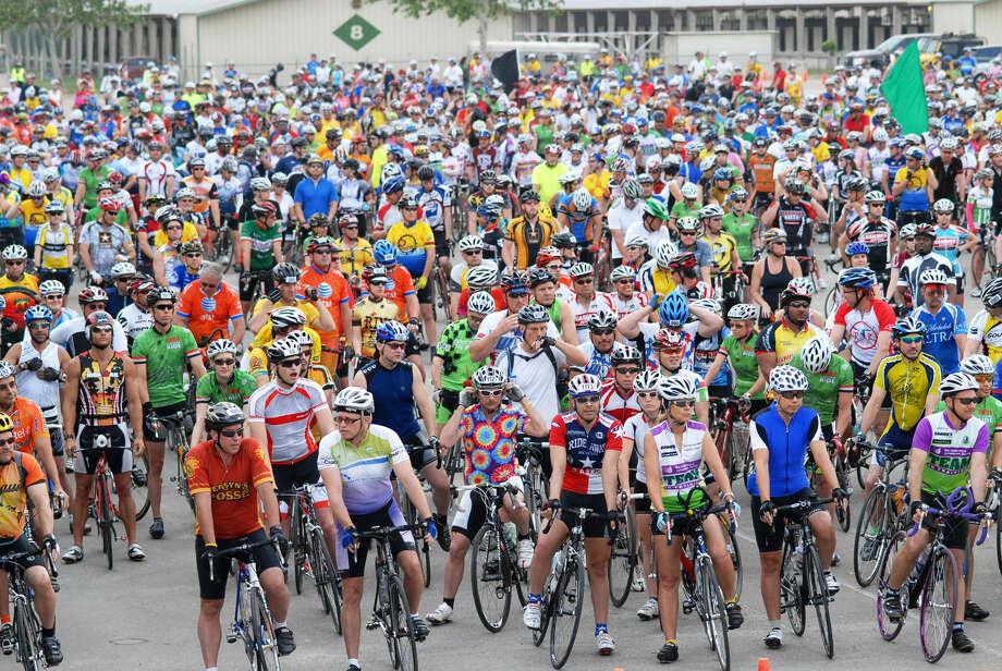 The Fiesta Wildflower Bike Ride is April 28.